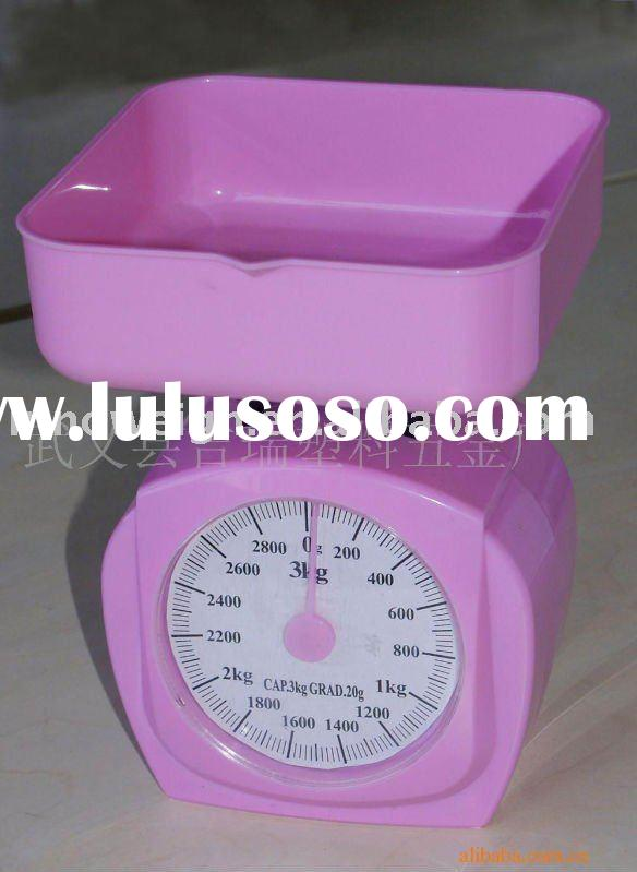 Kitchen food diet scale