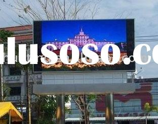 LED display screen mobile truck message board billboard advertising panel super