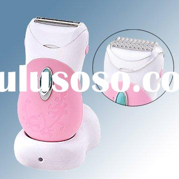 Lady's Epilator,lady's shaver,rechargeable shaver