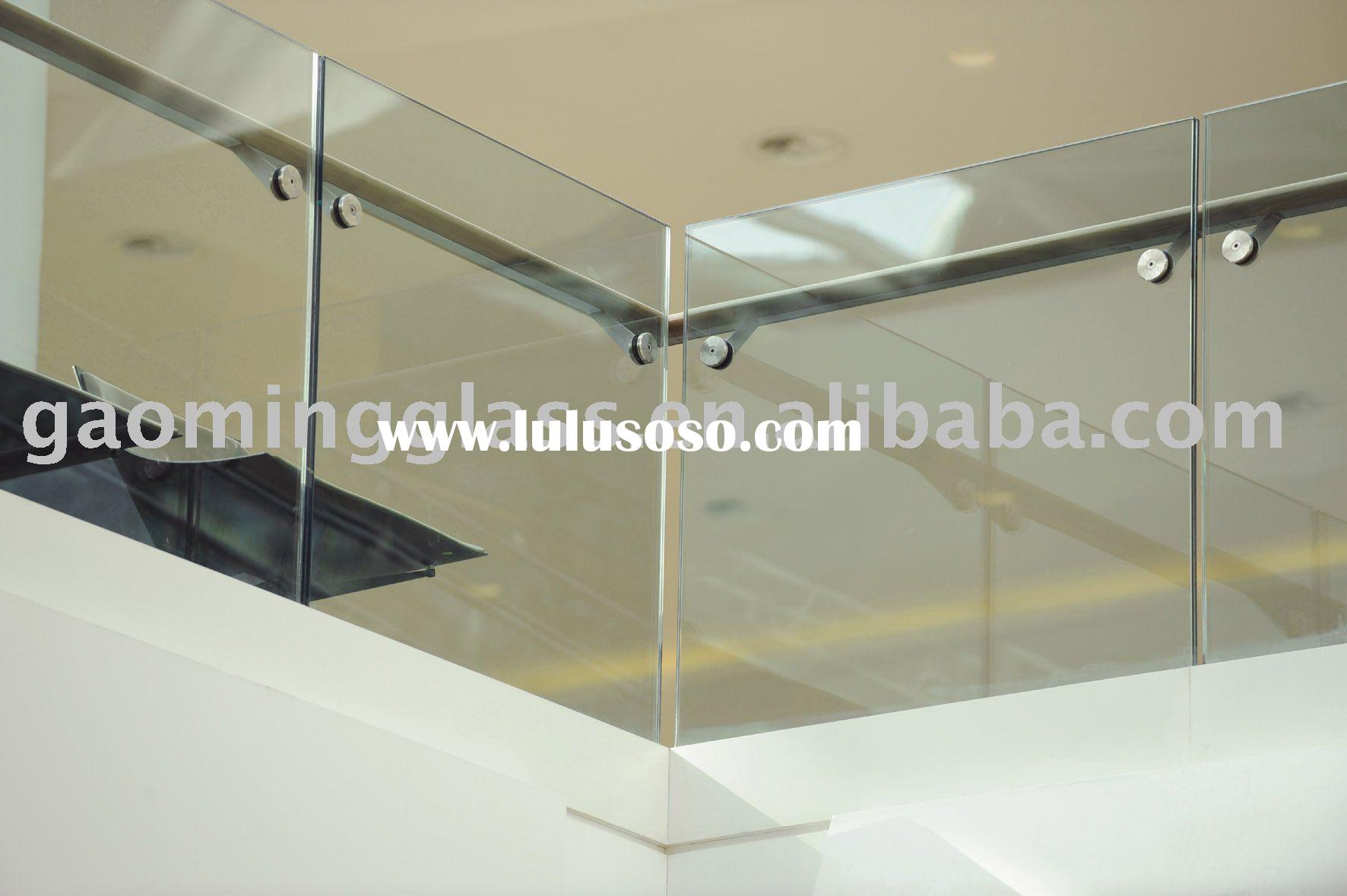 Laminated Glass Handrail
