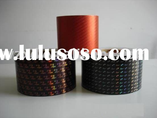 Laser Metallized paper for printing