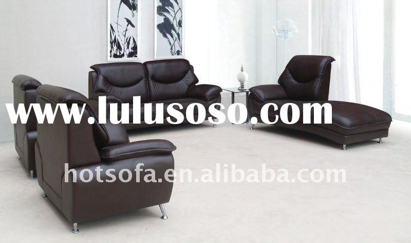 Leather Sofa set & Loveseat Living Room Set H304