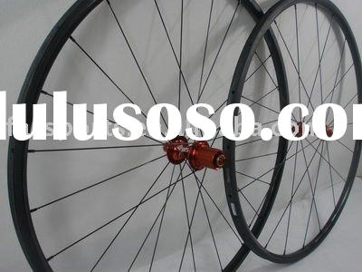 Lightest!! 20mm Road bicycle carbon wheelset clincher
