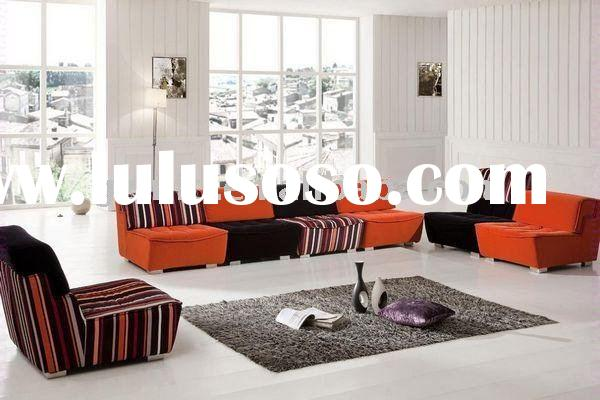 Living room sofa set elegant sofa bed