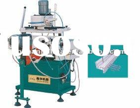 Lock-hole Processing Machine for Aluminum and PVC Door & Wi