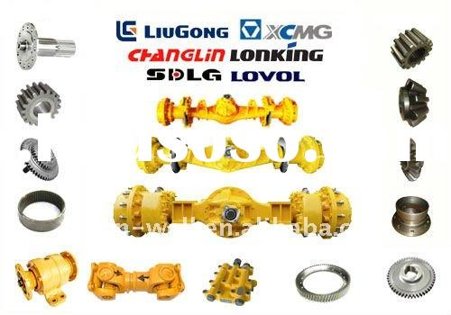 LonKing construction machinery parts - Axle Parts