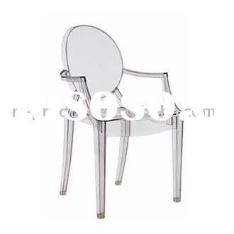 Louis ghost chair,acrylic chair,modern classic chair