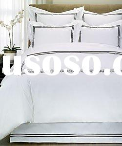 Luxury hotel bedding sets,hotel bed sheet sets