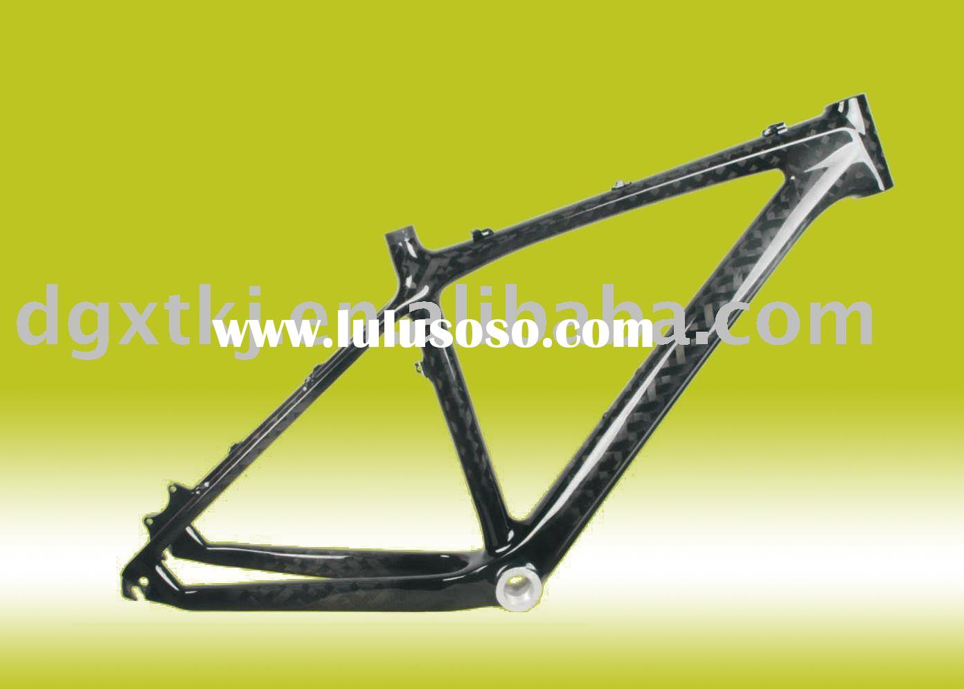 MTB carbon fiber frame,carbon bicycle frame,carbon mountain frame
