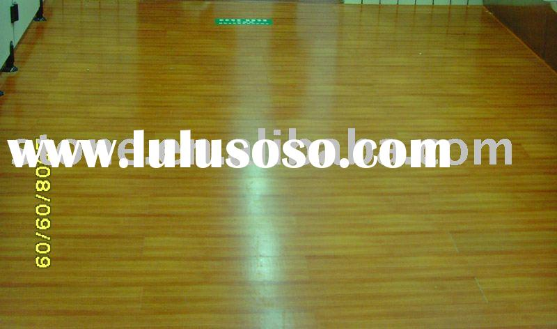 Man-made stone flooring (artificial stone-wood flooring)