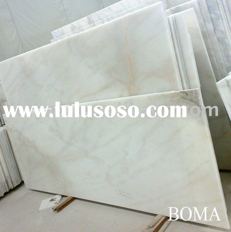 Marble Top Dining Table (White Marble)