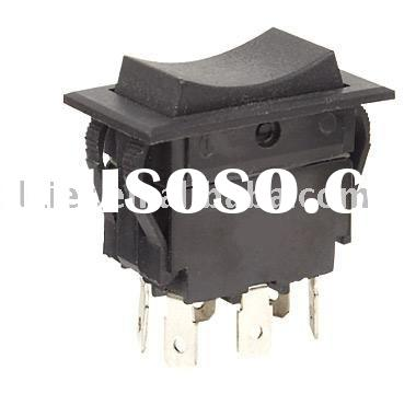 Marine rocker switch Momentary ON-OFF-Momentary ON