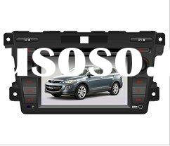 Mazda CX-7 car dvd gps with 7' navigation screen