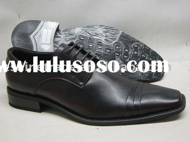 Men Lace-Up Dress Shoes--ITALY MEN DRESS SHOES