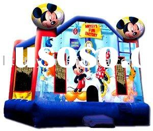 Mickey Mouse Moon Jump for Rent inflatable bouncer
