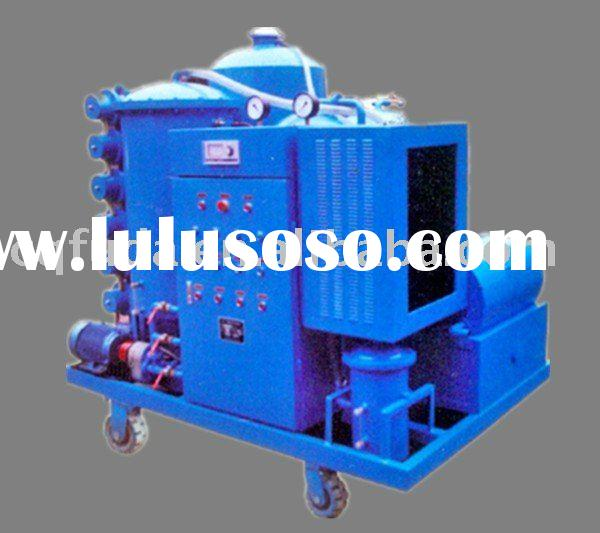 Mobil Transformer oil recycling machine