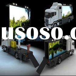 Mobile LED Truck, LED Van, Outdoor advertising truck for electioneering,live show,athletic meeting,c
