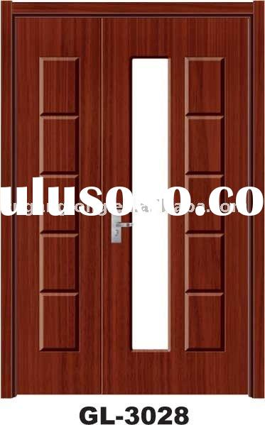 Modern Design Interior MDF Wood Door
