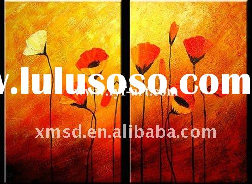 Modern Group Oil Paintings In High Quality