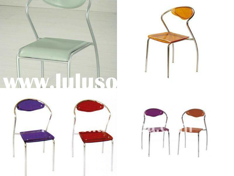 Modern design acrylic chair