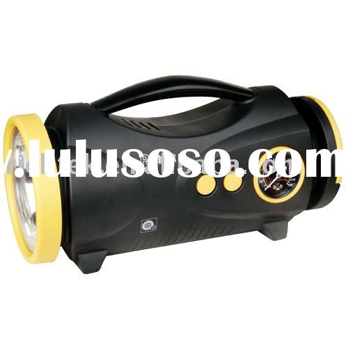 Multifunctional Car Air Compressor (RCP-C23B), (Mini air compressor, Portable tire inflator, auto to