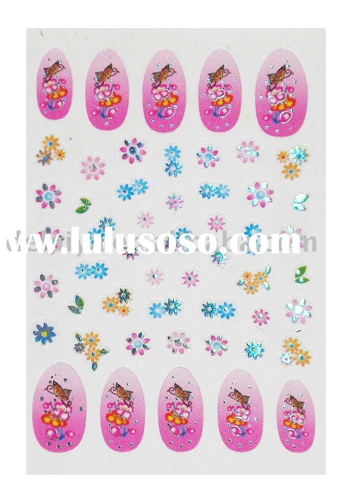 Nail sticker /Nail art sticker/Finger sticker DLY-S8009