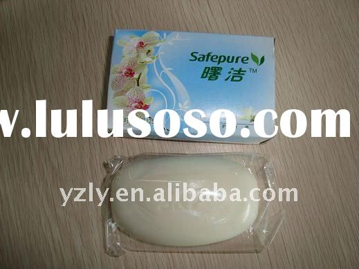 Nature lux fragrance toilet soap bar