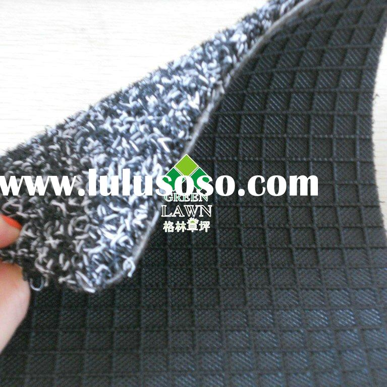 New Arrival Artificial grass use for car floor mat with beautiful color