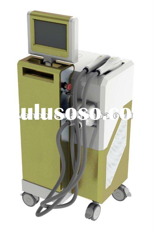 New Moving IPL photo epilation equipment for hair removal and skin rejuvenation