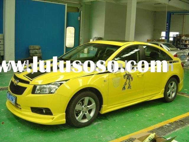 OEM PU car body kits,auto body kits car accessory for Chev Cruze