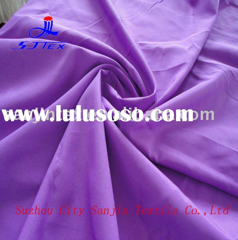 Organic waterproof fabric