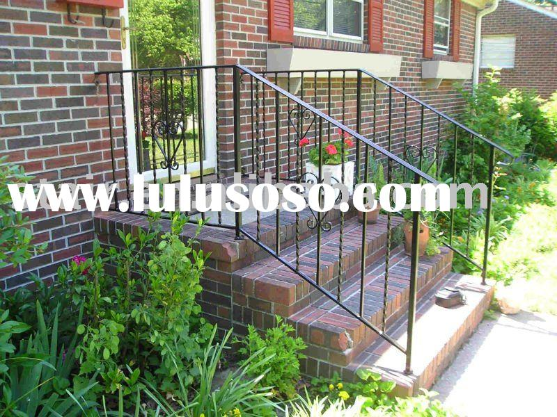 Stair Railing Wrought Iron Stair Railing Wrought Iron Manufacturers In LuLuS