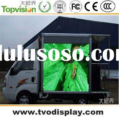 P10 Mobile LED Outdoor Advertising Display Board