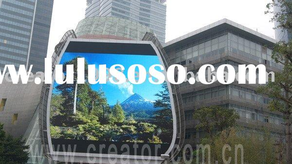 P10 Outdoor SMD Full Color Mobile Advertising LED Display