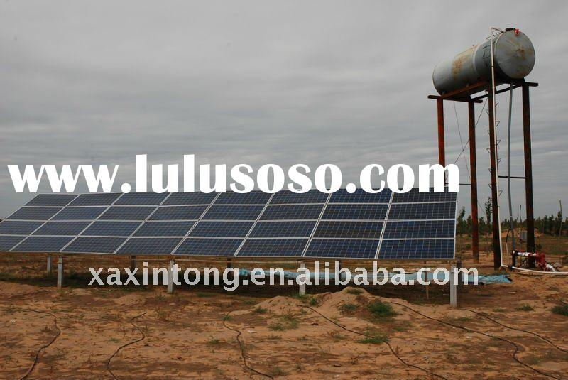 PS37000 solar water pump for irrigation