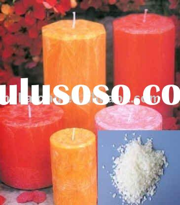 Palm Wax - making candle