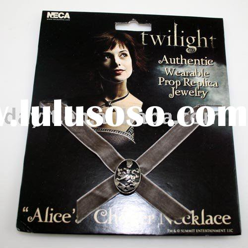 Power seller + Twilight n Alice necklace/ Fashion necklace A0376 on sale wholesale & drop shippi