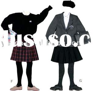 Primary School Uniform/Middle School Uniform/ Graduation Uniform