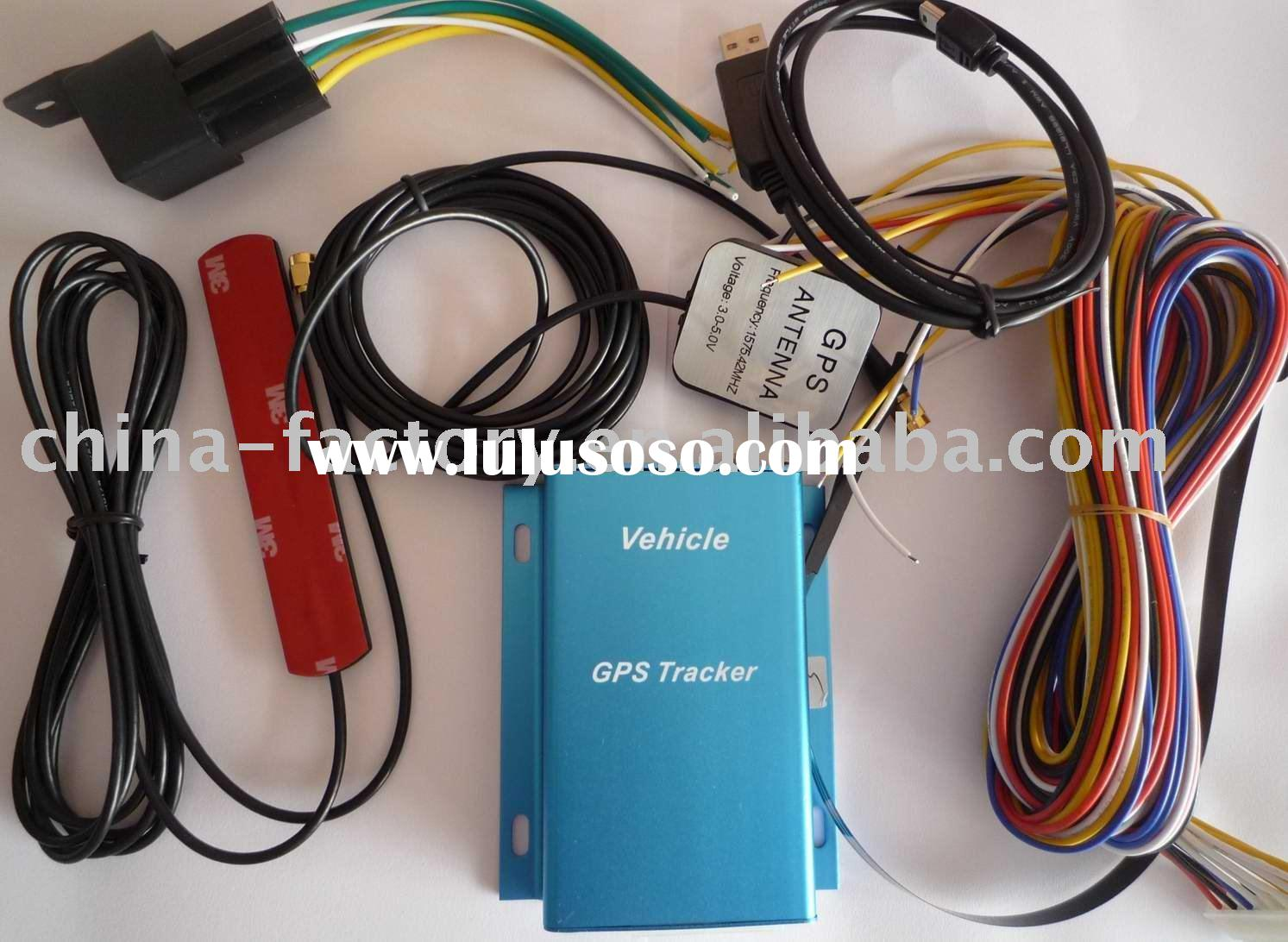 Proffesional 3G Car GPS Vehicle Tracker with DVR funtion