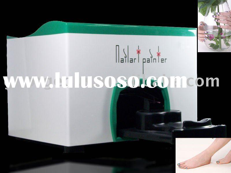Promotion Digital Professional Nail Art Printer Device & Flower printer style