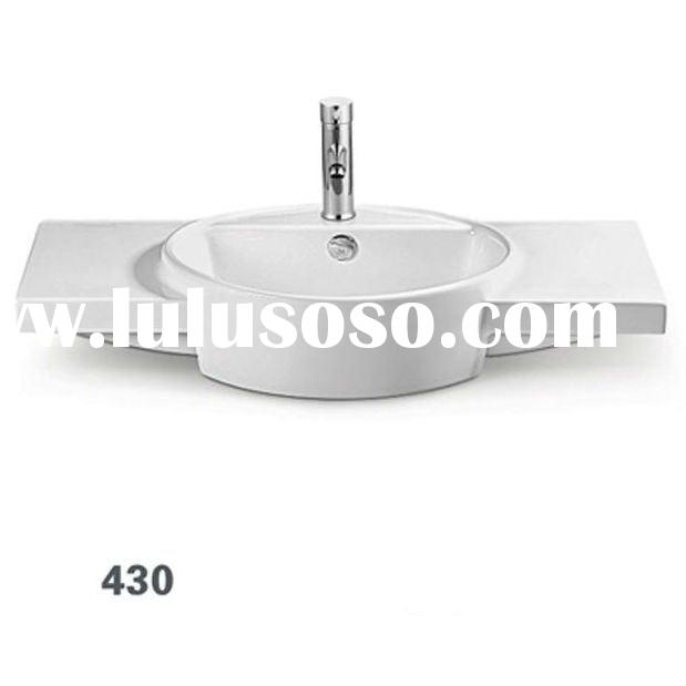 Round Trough Sink 430