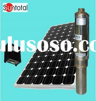 STP0.76 Submersible Solar Water Pump for irrigation