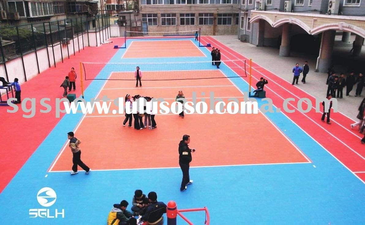 Outdoor school playground outdoor school playground for Outdoor sports court