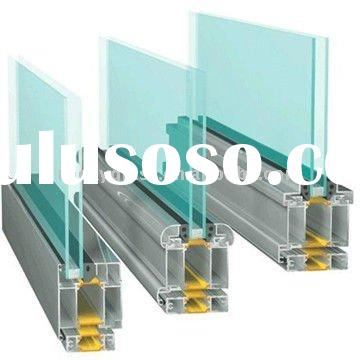 Sell IGU sliding aluminum window frame parts