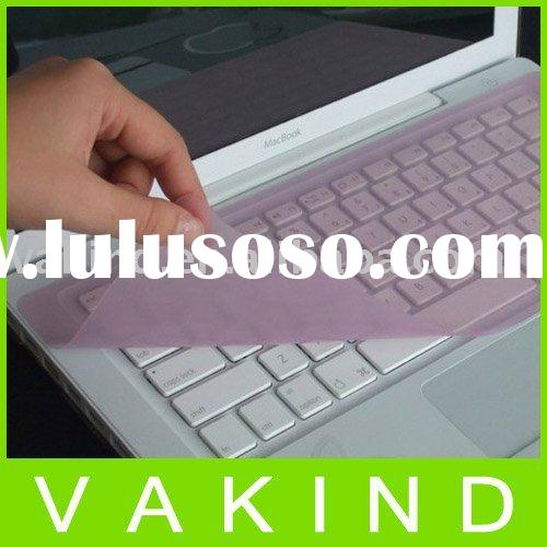 Silicone Keyboard Cover Skin Protect For Laptop HP Pink