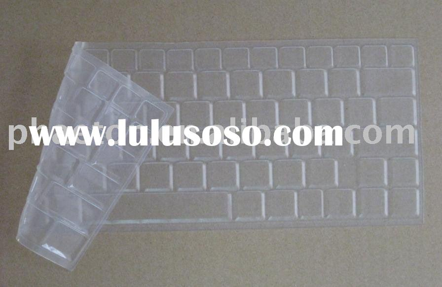 Silicone Keyboard Protector/Keyboard Skin/Keyboard Cover/Keyboard protector for Apple Sony HP DELL A