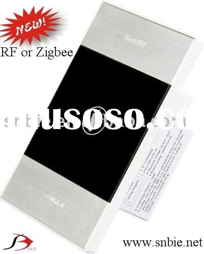 Single Switch Touch Screen Wall Dimmer Panels