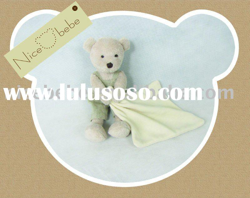 Stuffed Baby Toys/Plush Baby/Baby Toy/Doudou 906DD2