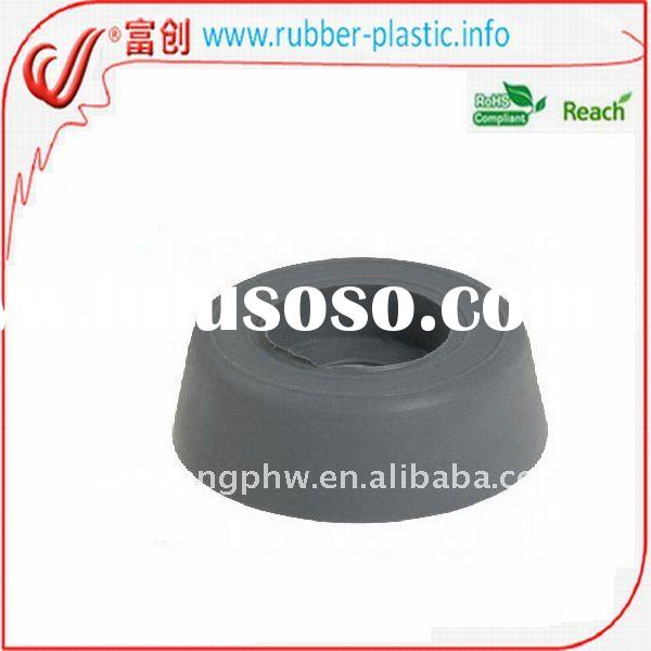 TPV Adhesive rubber feet pads Factory supply