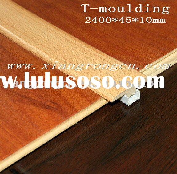 T-moulding/Transition used for laminate floor